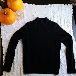 Prive ashmer 100% cashmere M turtle neck sweater